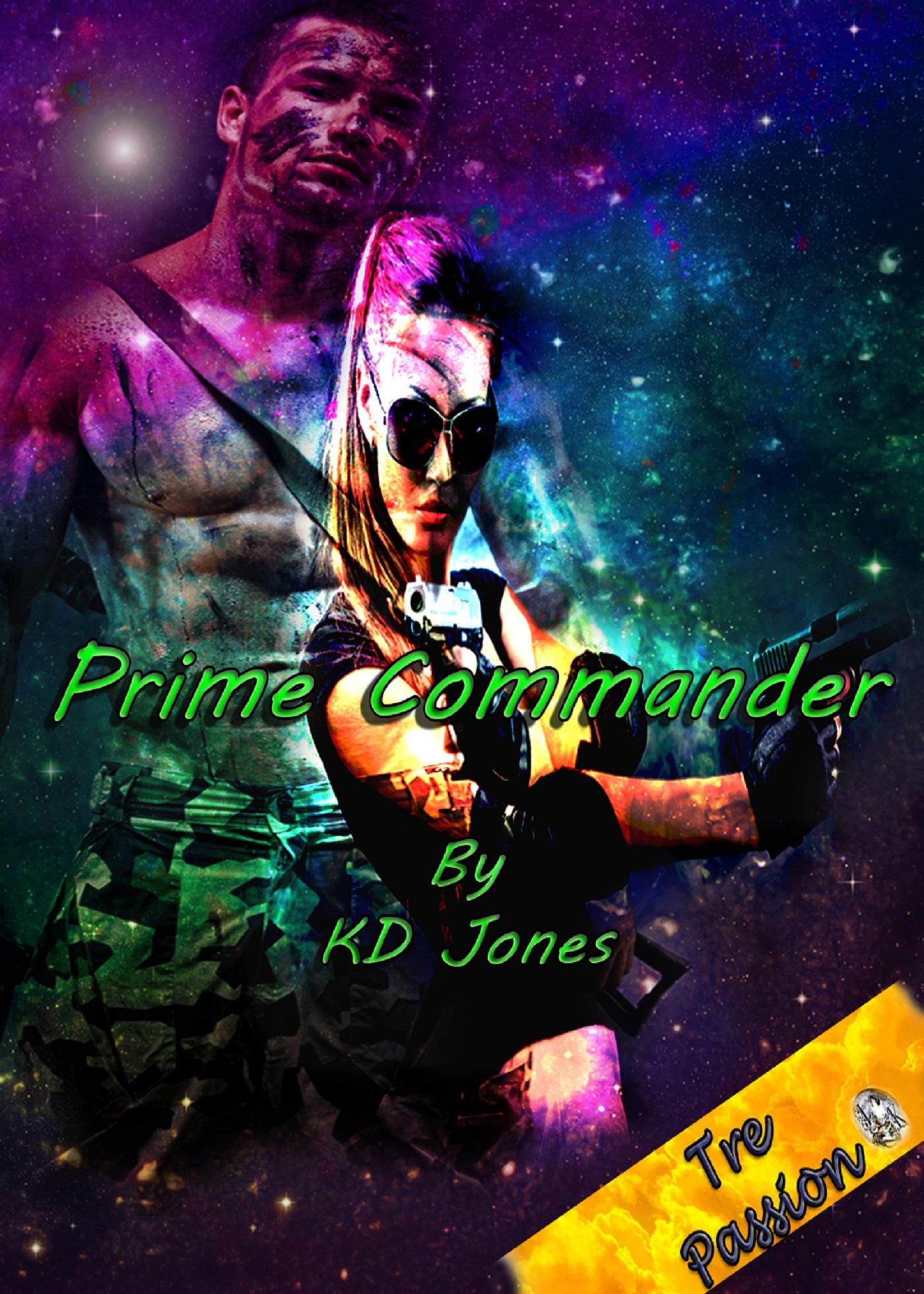K.D. Jones - Prime Commander