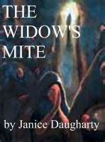 Cover for 'The Widow's Mite'
