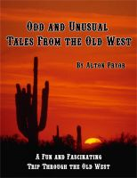 Cover for 'Odd and Unusual Tales from the Old West'
