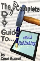 Cover for 'The (almost) Complete DIY Guide to eBook Publishing'