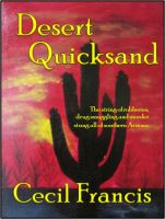 Cover for 'Desert Quicksand'
