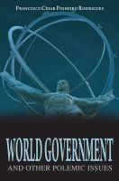 Cover for 'World Government and Other Polemic Issues'