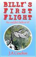 Cover for 'Billy's First Flight'