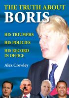 Cover for 'The Truth About Boris'