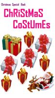 Cover for 'Christmas Costumes'