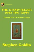 Cover for 'The Storyteller and the Jann'