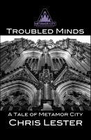 Cover for 'Metamor City: Troubled Minds'
