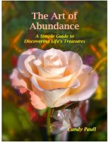 Cover for 'The Art of Abundance: A Simple Guide to Discovering Life's Treasures'