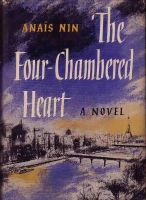 Cover for 'The Four-Chambered Heart'