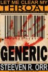 Generic by Steeven R. Orr