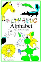 Cover for 'Alpha-Bugs Alphabet'