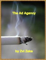Cover for 'The Ad Agency'