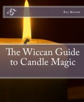 Cover for 'The Wiccan Guide to Candle Magic'