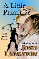 Cover for 'A Little Primitive'