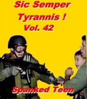 Cover for 'Sic Semper Tyrannis ! - Vol. 42'
