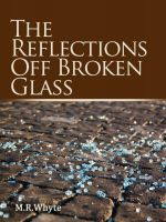 Cover for 'The Reflections Off Broken Glass'