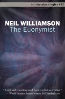 Cover for 'The Euonymist'