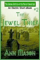 Cover for 'The Jewel Thief'