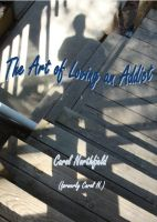 Cover for 'The Art of Loving an Addict'