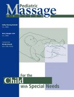 Cover for 'Pediatric Massage For the Child with Special Needs (Revised)'
