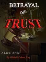 Cover for 'Betrayal of Trust'