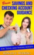 Basic, Savings and Checking Account Guidance: for Teens and Young Adults by Ronald Hudkins