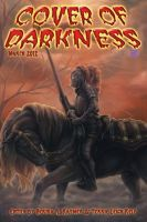 Cover for 'Cover of Darkness Mar. 2012'