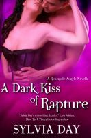 Cover for 'A Dark Kiss of Rapture'