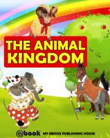 Cover for 'The Animal Kingdom'