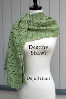 Cover for 'Destiny Shawl'