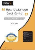 Cover for 'How to Manage Credit Control'