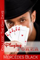 Cover for 'Playing Poker'