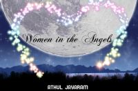 Cover for 'Women in the Angels'