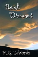 Cover for 'Real Dreams:  Thirty Years of Short Stories'