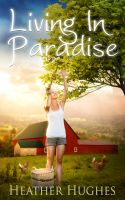 Cover for 'Living in Paradise'