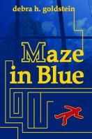 Cover for 'Maze in Blue'
