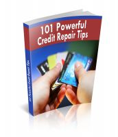 Cover for '101 Powerful Credit Repair Tips'