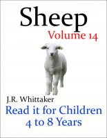 Cover for 'Sheep (Read it book for Children 4 to 8 years)'