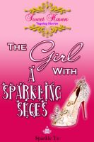 Cover for 'A girl with a SPARKLING SHOES'