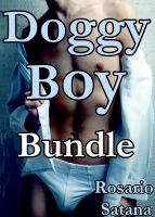 Cover for 'Doggy Boy Bundle (Gay Incest Bestilaity Stories)'