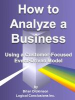 Cover for 'How to Analyze a Business'