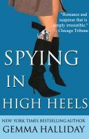 Cover for 'Spying in High Heels'