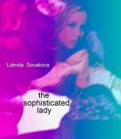 Cover for 'The Sophisticated Lady'