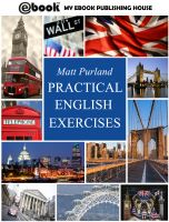 Cover for 'Practical English Exercises'