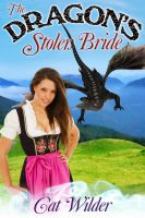 Cover for 'The Dragon's Stolen Bride'