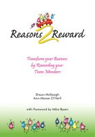 Cover for 'Reasons 2 Reward'