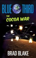 Cover for 'Blue Third - The Cocoa War'