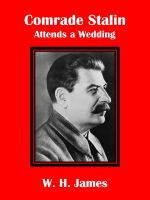 Cover for 'Comrade Stalin Attends a Wedding'