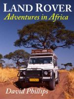 Cover for 'Land Rover Adventures in Africa'