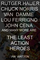Cover for 'The Least Action Heroes'